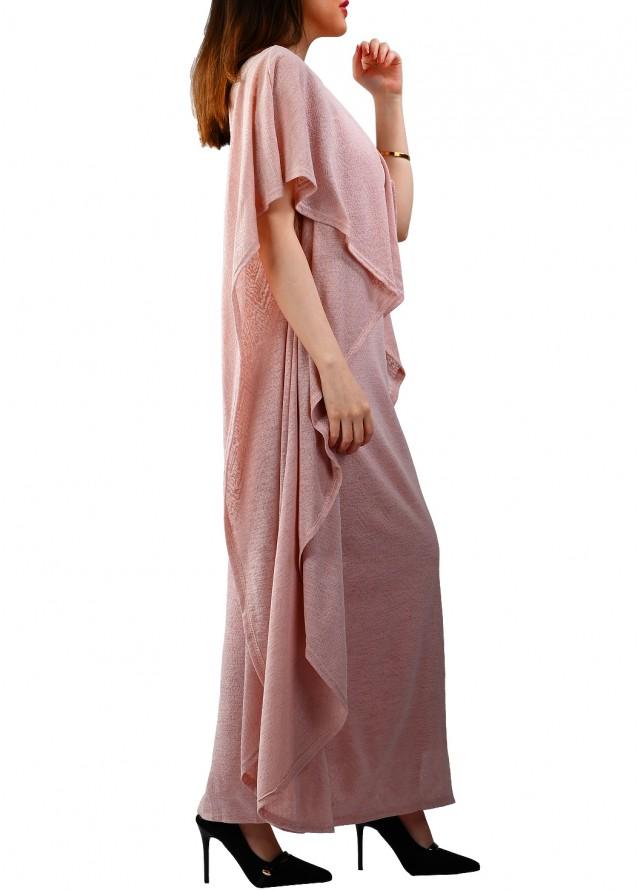 فستان بطبقة كلوش