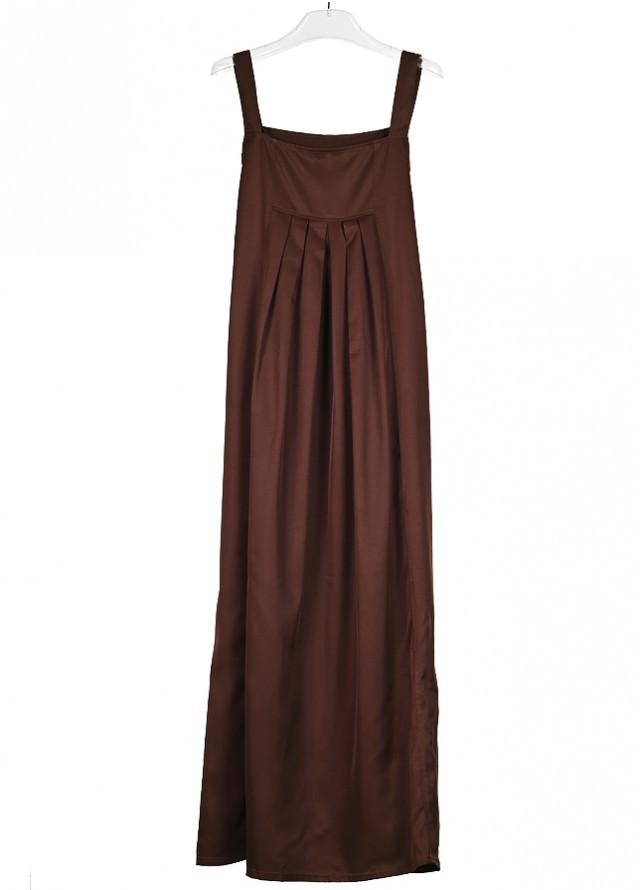 فستان حوامل قماش