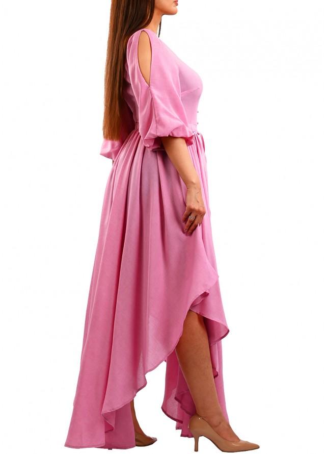 فستان سواريه بقصة ديقراديه جديدة