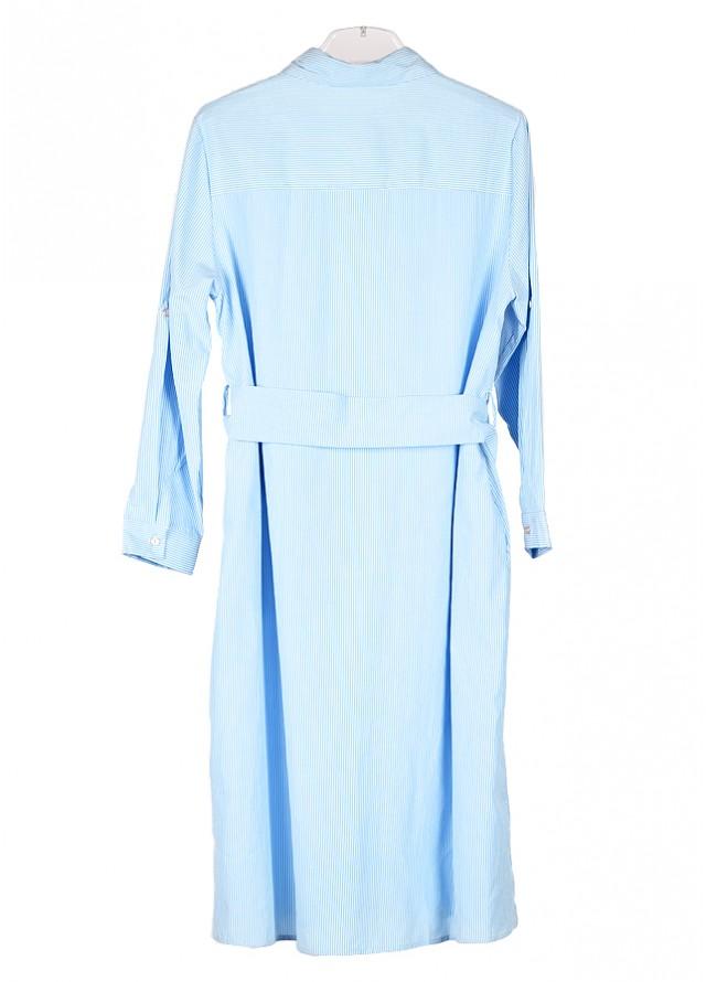 فستان سماوي قطن